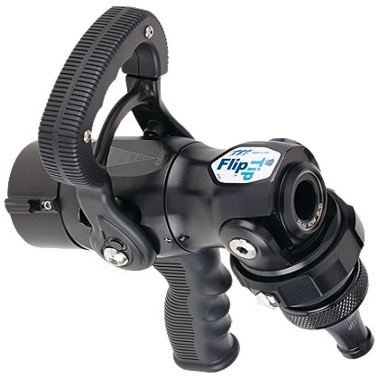 Task Force Tips: FlipTip 1.5 NHF Tip with Integrated Ball Valve & Grip