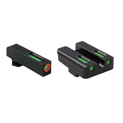 TruGlo: TFX™ Pro Tritium/Fiber-Optic Day-Night Sights