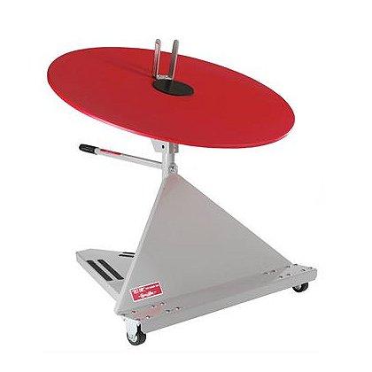 Circul-Air Tilt Top Hose Loading Turntable