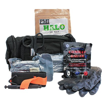 PerSys Medical Trauma Kit with combat gauze