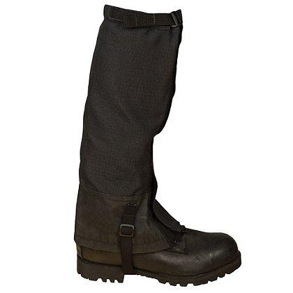 DragonWear Fire-Resistant Leg Gaiters, Black