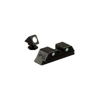 Trijicon GL05 Bright & Tough™ Steel Sight Set for All Glock® Models, No Tritium