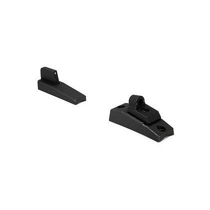 Trijicon Bright & Tough Remington 3 Dot Front & Adjustable Green Ghost Ring Rear Night Sights