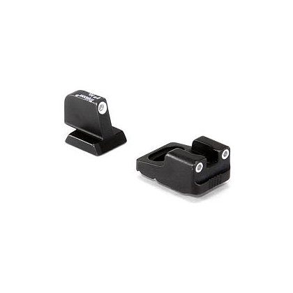 Trijicon Bright & Tough Remington 3 Dot Green Front & Green Rear Night Sights, Dovetail
