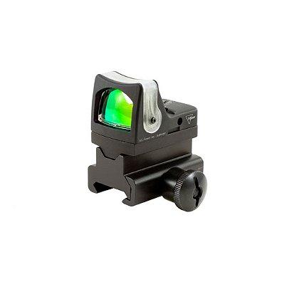 Trijicon: RMR Dual Illuminated Sight, 9.0 MOA w/RM34 Picatinny Rail Mount