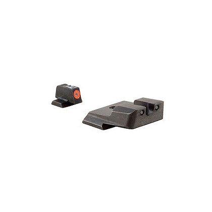 Trijicon S&W M&P HD Night Sight Set, Colored Front Outline