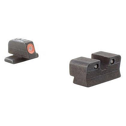 Trijicon: Sig Sauer HD Night Sight Set, Colored Front