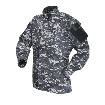 TRU-SPEC Tactical Response Uniform Shirt, 50/50 Nylon/Cotton rip-stop fabric