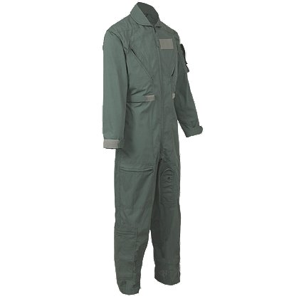 TRU-SPEC XFIRE 27-P Flight Suit Made with Interlock 80/20 Cotton Nomex