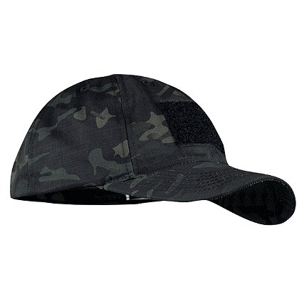 Tru-Spec Adjustable Contractor Hat, MultiCam-Black