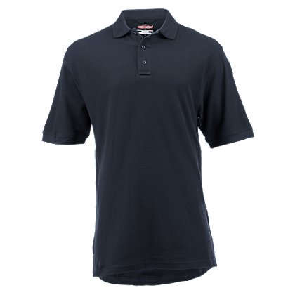 Tru-Spec Men's Short-Sleeve Classic Pique Polo, 100% Cotton