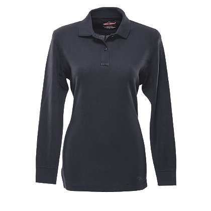 TRU-SPEC: Ladies' 100% Cotton Long Sleeve Classic Polo