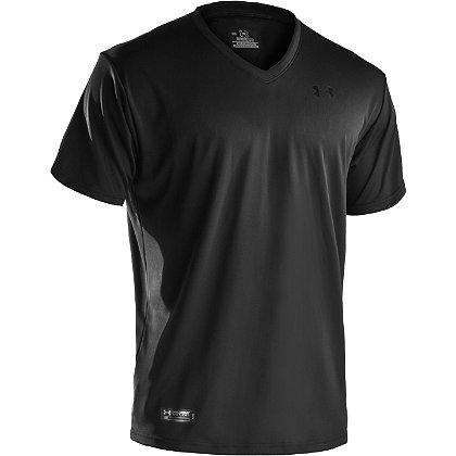 Under Armour HeatGear Tactical V-neck Loose Fit Tee