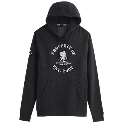 Under Armour: Property of WWP Hoodie