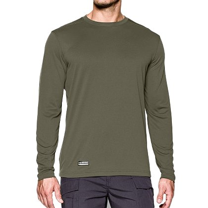 Under Armour: Tactical Tech Long Sleeve T-Shirt