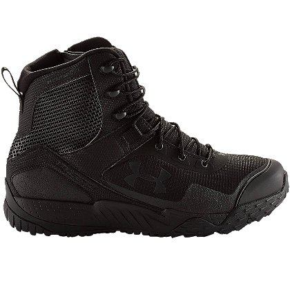 Under Armour Men's Valsetz RTS Side Zip Tactical Boot