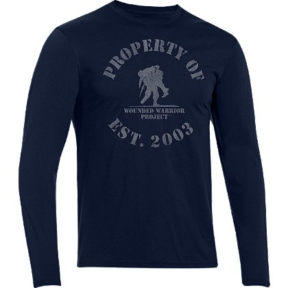 Under Armour: WWP Property Long Sleeve T-Shirt