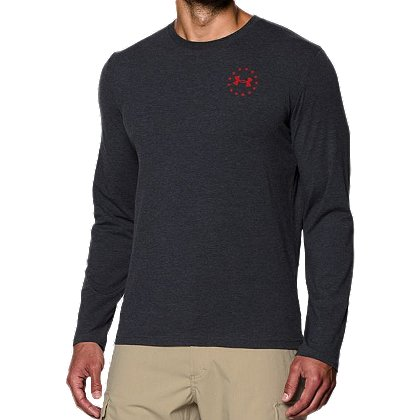 Under Armour WWP Freedom Flag Long Sleeve T-Shirt