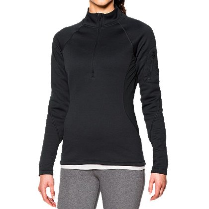 Under Armour: Women's Tac Coldgear Infrared 1/4 Zip