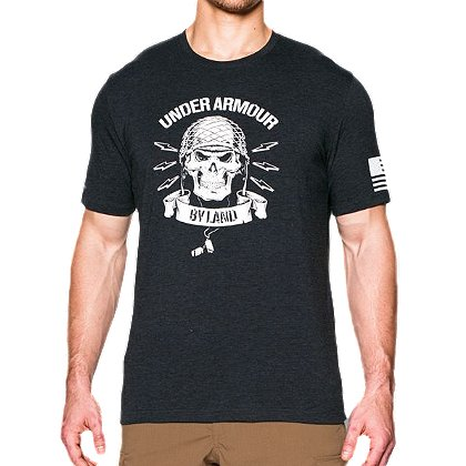 Under Armour: Freedom By Land Short Sleeve T-Shirt
