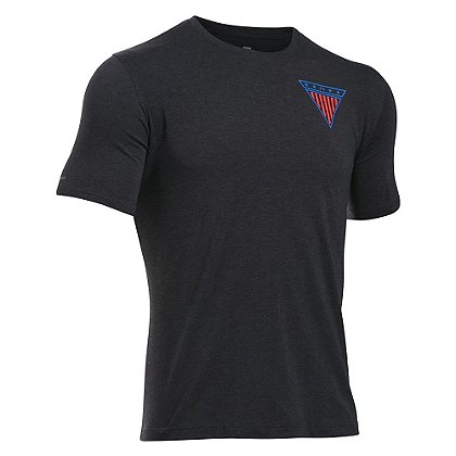 Under Armour Men's HeatGear WWP Proud American T-Shirt