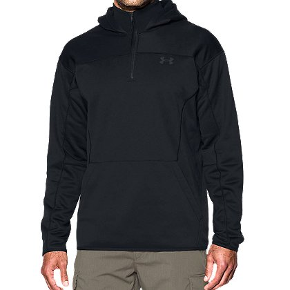 Under Armour: Men's ColdGear TAC 1/4 Zip Hoodie