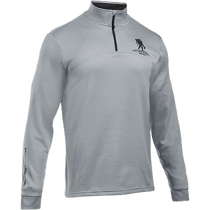 Under Armour: Men's ColdGear Wounded Warrior Project AF 1/4 Zip Long Sleeve Shirt