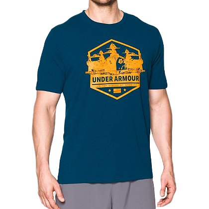 Under Armour Freedom By Sea Tee