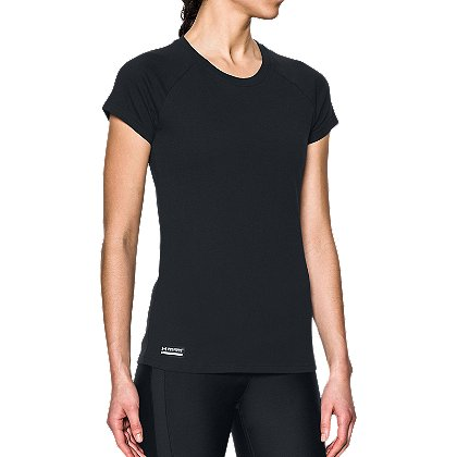 Under Armour Women's Charged Cotton TAC Short-Sleeve Tee