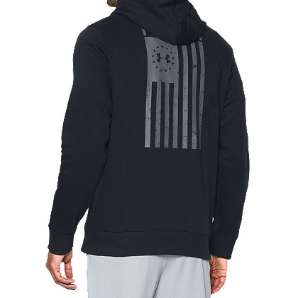 Under Armour Freedom Flag BFL Rival Hoodie