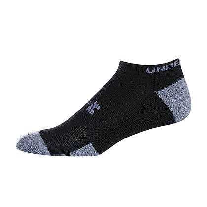Under Armour: Resistor No Show Sock 6-Pack