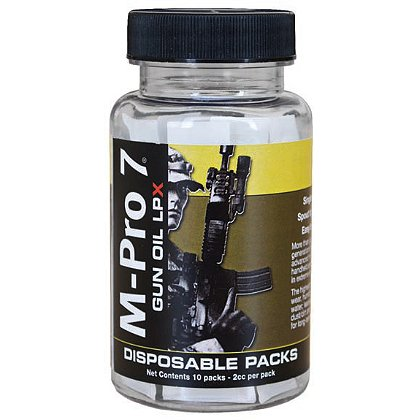 Uncle Mike's: M-Pro 7 Gun Oil LPX