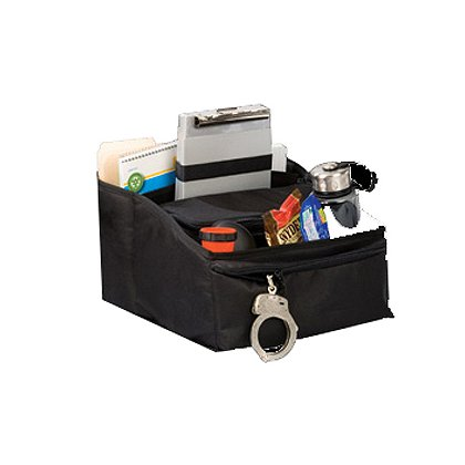 Uncle Mike's: Deluxe Car Seat Organizer, Black