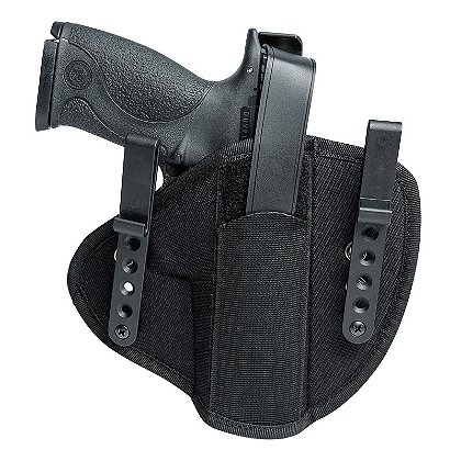 Uncle Mike's Ambidextrous IWB (Inside the Waistband) Tuckable Holster
