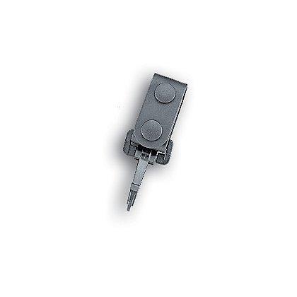Uncle Mike's Standard Key Ring Holder, Black