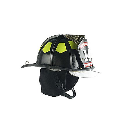 Bullard: Traditional Fire Helmet Matte Finish
