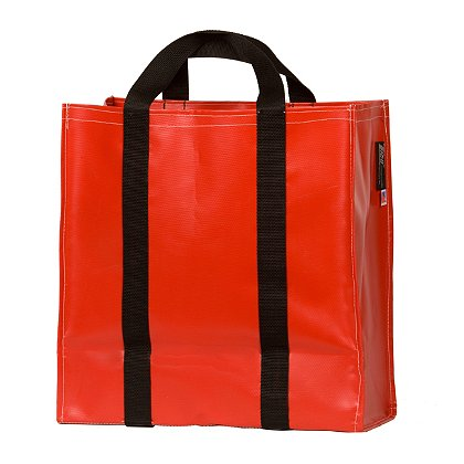 Zico 5010 Quic-Cloth Red Vinyl Bag