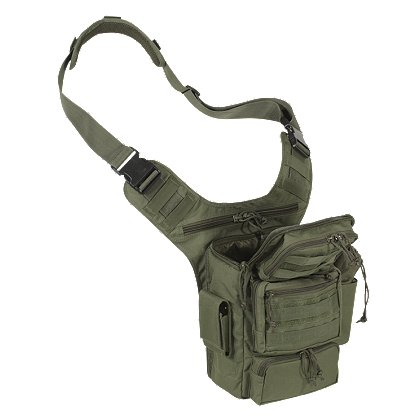 Voodoo Tactical: Padded Concealment Travel Bag