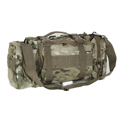 Voodoo Tactical: Enlarged 3-Way Deployment Bag