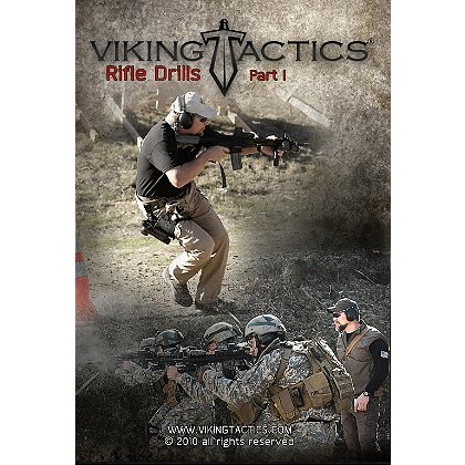 Viking Tactics Rifle Drills Part I DVD