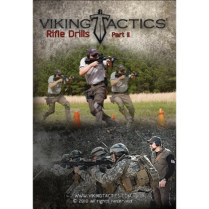Viking Tactics Rifle Drills Part II DVD