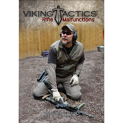 Viking Tactics Malfunction Drills DVD