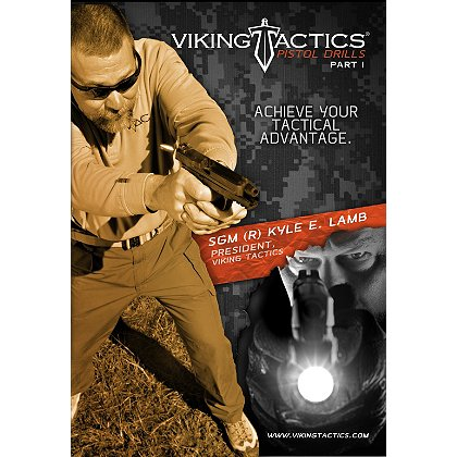 Viking Tactics Pistol Drills Part I DVD