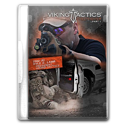 Viking Tactics: Street Fighter DVD