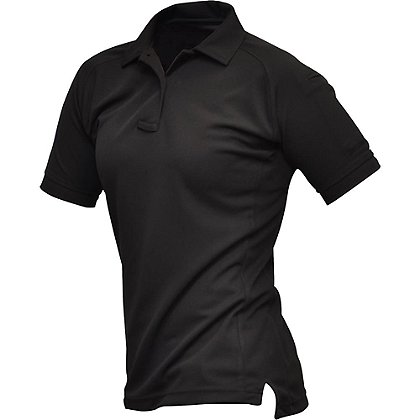 Vertx Women's Coldblack Short-Sleeve Polo
