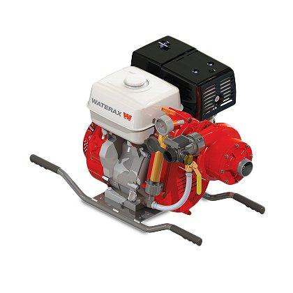 WATERAX Striker 3, STR3-13P, 3 stage Pump, Honda GX390 4 stroke 13 hp engine, Portable