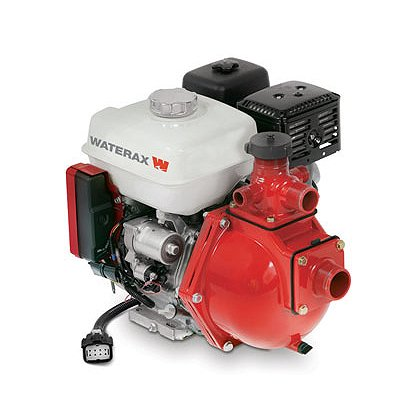 WATERAX Versax VS2-6V, Self-Priming Pump, 2 Stage Honda GX200, Vehicle Mount