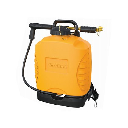 WATERAX: BackPax OT-4NX, Poly BackPack w/ Brass Pump