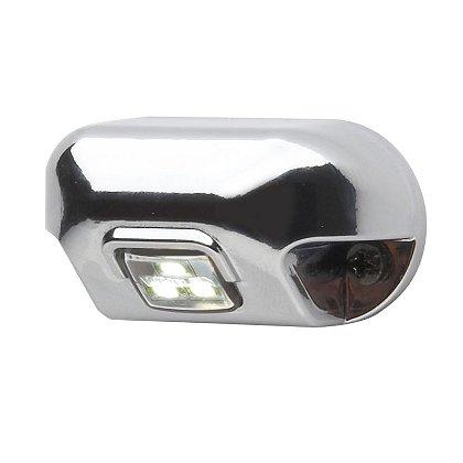 Whelen: 0S Square Lens Series Single Flash