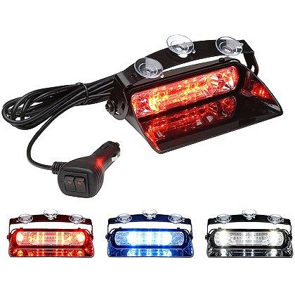 Whelen Avenger II Super-LED Trio Dash Lights